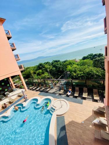 Flat Partic(2) Hotel Jurere Beach Village
