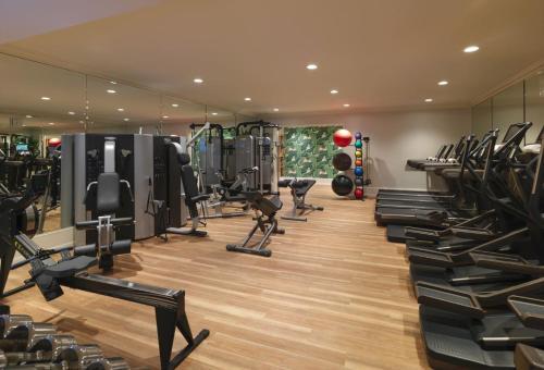 Fitnesscenter och/eller fitnessfaciliteter på The Beverly Hills Hotel - Dorchester Collection