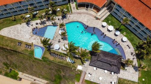 A view of the pool at Aram Natal Mar Hotel or nearby