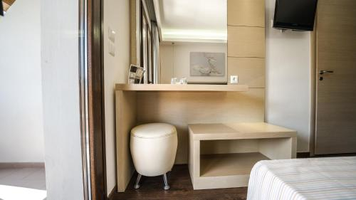 Ένα μπάνιο στο Forest Park Hotel