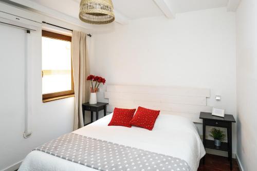 A bed or beds in a room at B&B La Corte San Francesco AMBIENTI SANIFICATI ALL'OZONO