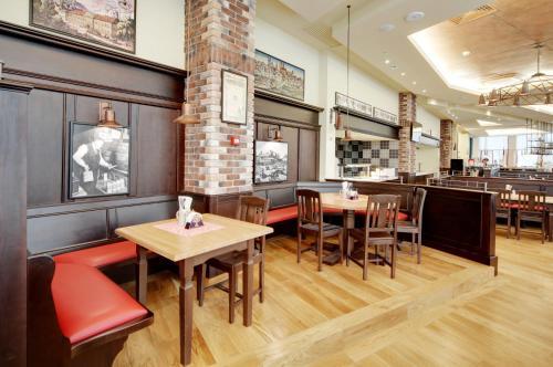 Ресторан / где поесть в Park Inn by Radisson Yaroslavl