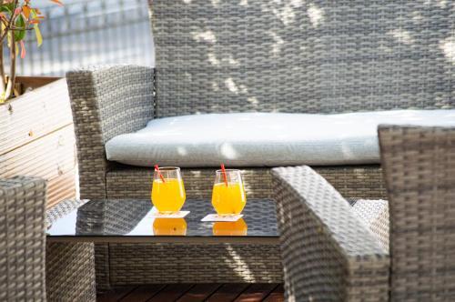 Bebidas em Hotel Solar do Rebolo
