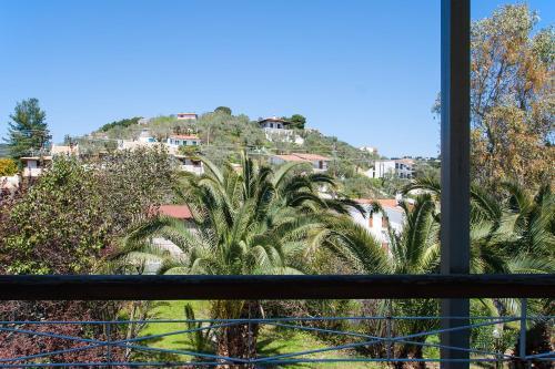 A balcony or terrace at Arco Beach Hotel