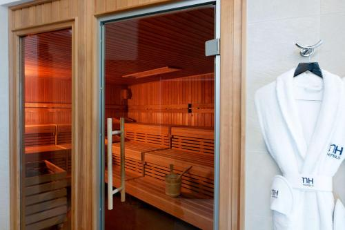 Spa and/or other wellness facilities at NH Wiesbaden
