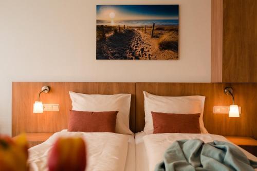 Ein Bett oder Betten in einem Zimmer der Unterkunft Sleeping by Van Beelen
