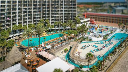 A view of the pool at Holiday Inn Resort Panama City Beach, an IHG Hotel or nearby