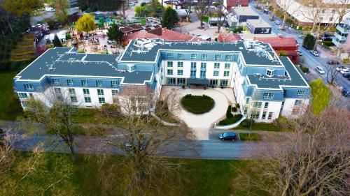 A bird's-eye view of Parkhotel Bochum by stays