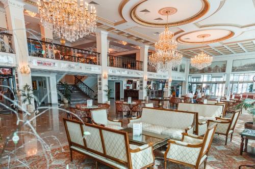 Ресторан / где поесть в Гринн Отель и Спа