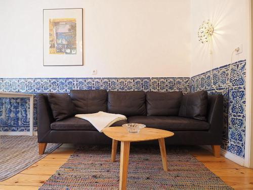 A seating area at Aurora - Lissabon Altstadt