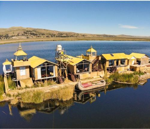 Amalia Titicaca Lodge