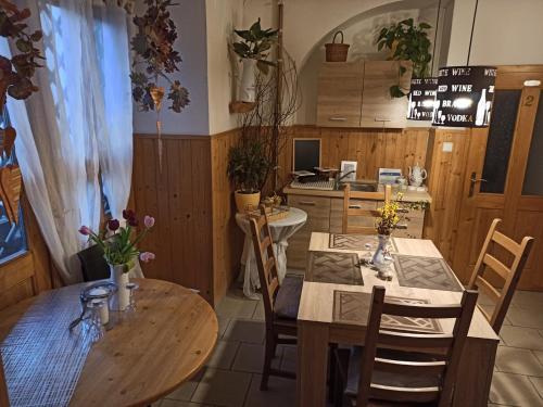 Ресторан / где поесть в Helena Ziakova- apartmány
