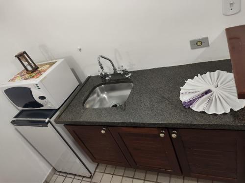 A kitchen or kitchenette at Quatre Saisons