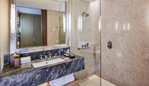 Un baño de Marina Bay Sands (SG Clean)