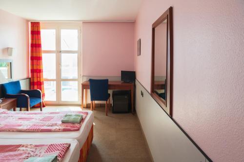 Hotel Negy Evszak Siofok, Hungary