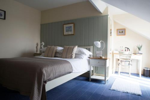 A bed or beds in a room at Seacroft