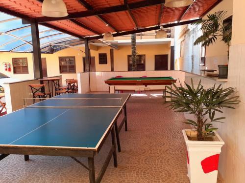 Table tennis facilities at Pousada do Cardoso or nearby