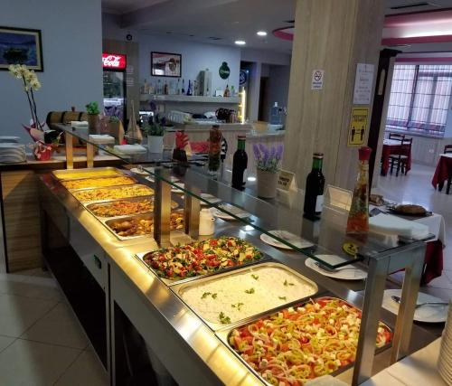 A restaurant or other place to eat at Villa Balani