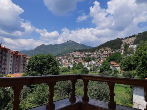 Общ изглед към планина или изглед към планина от къщата за гости