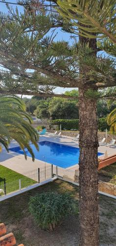 The swimming pool at or near Villa Belinha - Guest House