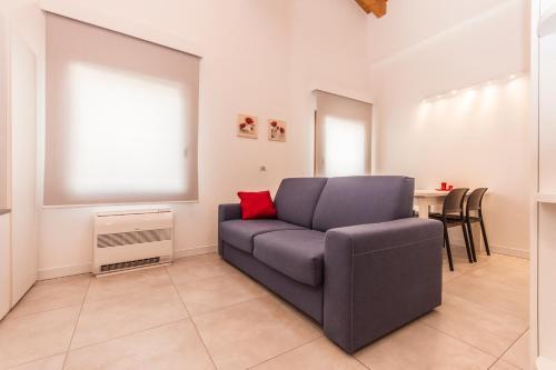 A seating area at Hotel Ristorante Cigno