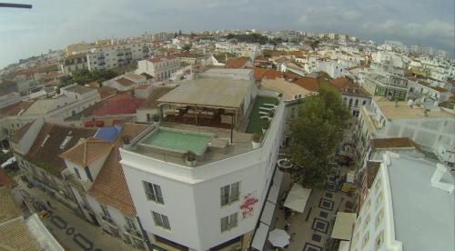 A bird's-eye view of Inn Seventies