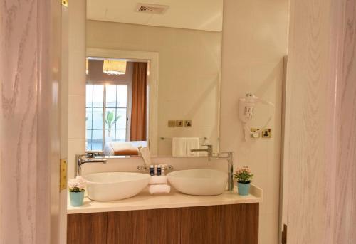 Um banheiro em FLAMINGO Boutique Hotel