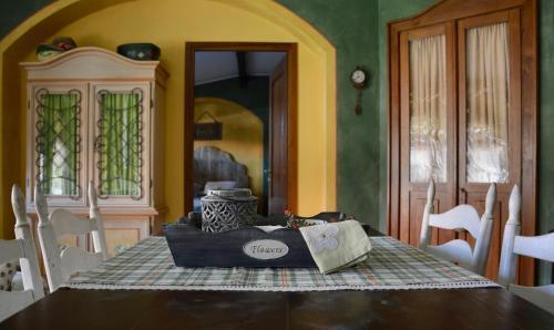 Letto o letti in una camera di Clementina's Home Rivoli Centro