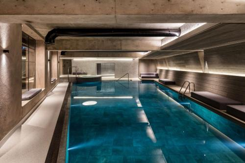 The swimming pool at or close to The Edwardian Manchester, A Radisson Collection Hotel