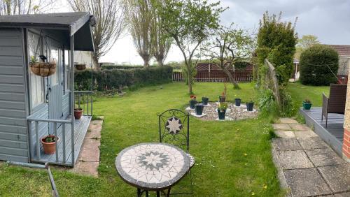 A garden outside Prelude