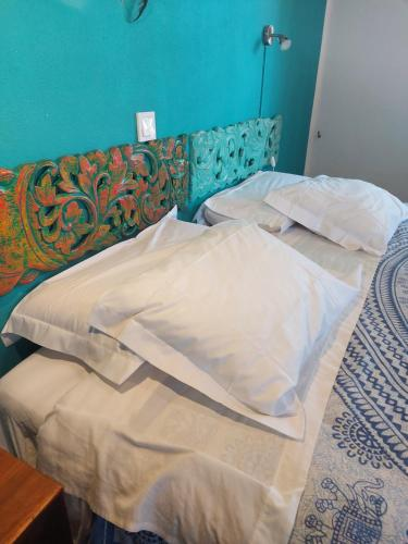 A bed or beds in a room at CASA 19
