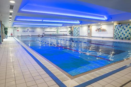 The swimming pool at or close to Crow Wood Hotel & Spa Resort