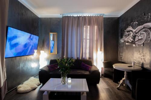 SuperB Luxury Riga with Free Parking
