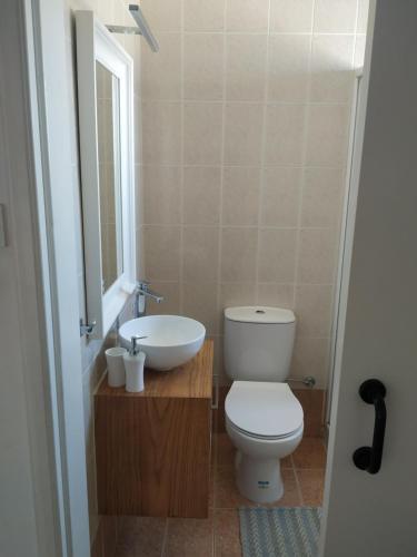 Salle de bains dans l'établissement Melanos Residence 2 bdrm townhouse with private pool
