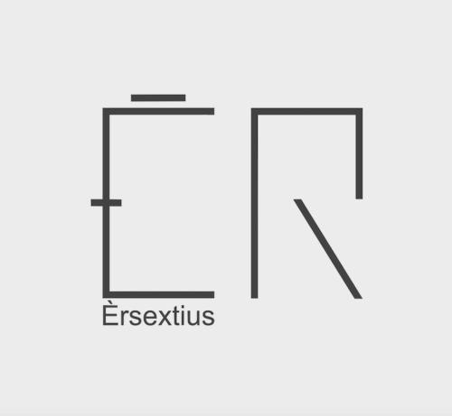 The floor plan of Èrsextius, Nice