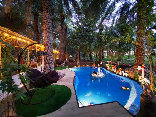 A view of the pool at ALBERI LODGE or nearby