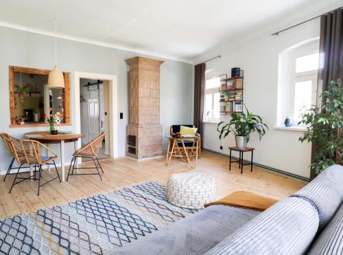 Gustav Kaiser Design Apartment