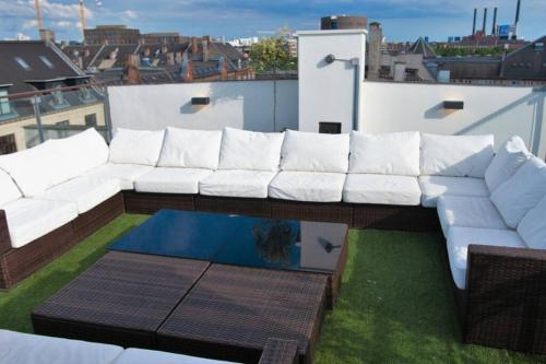 A view of the pool at Luxury Penthouse in the heart of the City or nearby