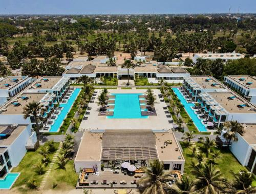 A view of the pool at Sunprime Tamala Beach or nearby