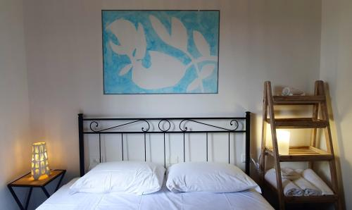 A bed or beds in a room at B&B Da Beppe