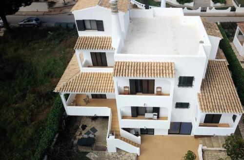 Vista aerea di Faro Sun Life Hostel