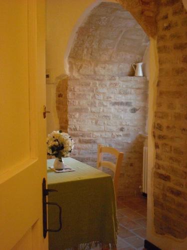 A kitchen or kitchenette at Apartment in Castelferretti/Marken 22761