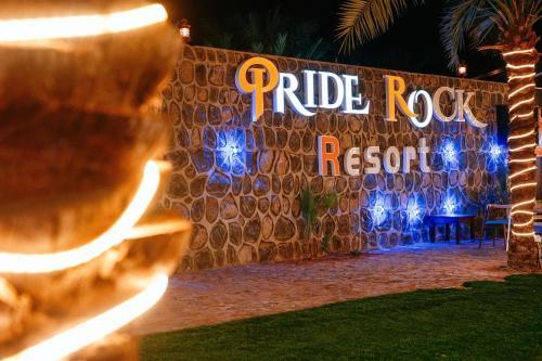 Pride rock resort