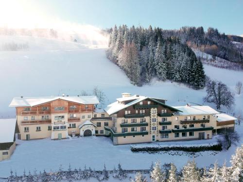 Hotel Starchlhof v zimě