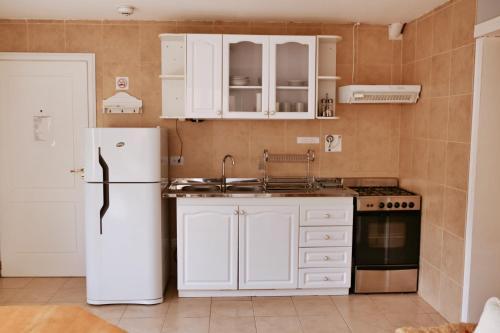 Una cocina o kitchenette en Aguila Mora Aparts