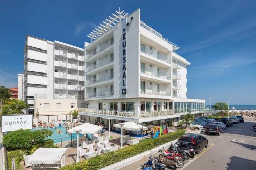 Hotel Kursaal Riccione, Italy