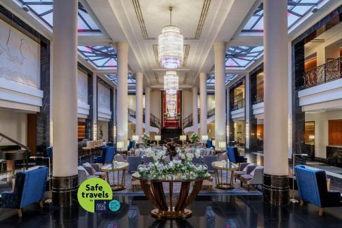 Restaurace v ubytování Corinthia Hotel St Petersburg
