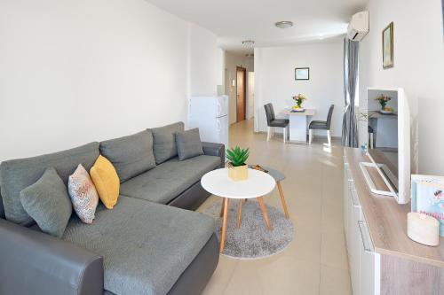 A seating area at Villa Ivano