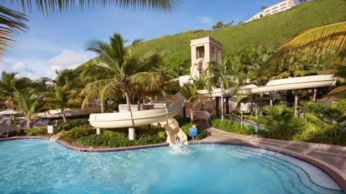 The swimming pool at or near El Conquistador Resort - Puerto Rico