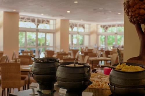 A restaurant or other place to eat at Sauipe Resorts - All Inclusive